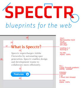 specctr - specs