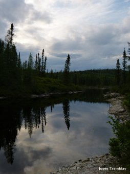 Lac des Dames - Québec
